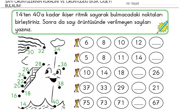 2 Sinif Matematik Dersi Odevleri Morpa Kampus
