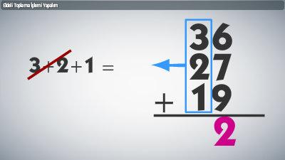 Eldeli Toplama Islemi Yapalim 2 Sinif Matematik Morpa Kampus