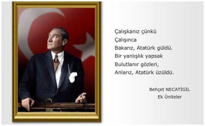 Atatürk'ün Resmi