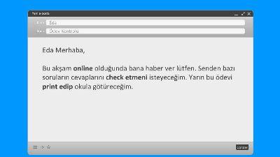 Yazılarımızda Türkçe Kelimeler Kullanmaya Özen Gösterelim