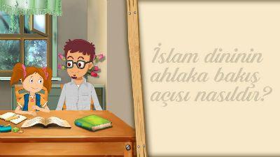 Din Güzel Ahlaktır