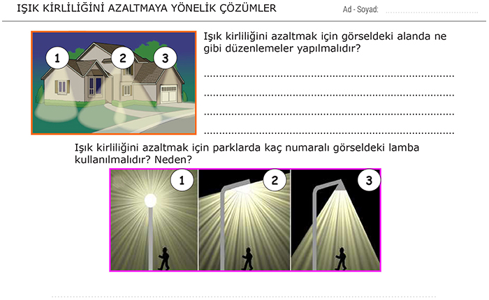 Işık Kirliliğini Azaltmaya Yönelik Çözümler