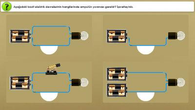 Basit Elektrik Devresi Kuralım