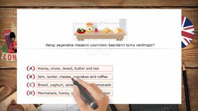 Food and Drinks / Yiyecek ve İçecekler 2