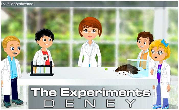 In The Lab / Laboratuvarda