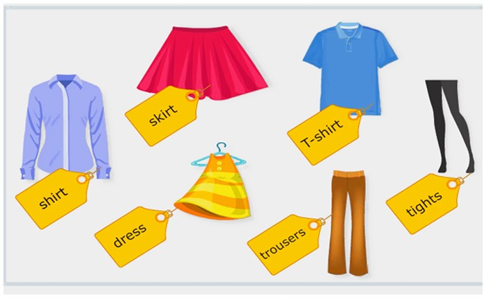 Clothes and The Weather / Giysiler ve Hava