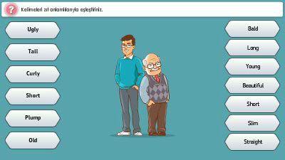 Characters - People / Karakterler - İnsanlar
