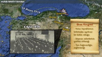 Mustafa Kemal'in Yanındayız