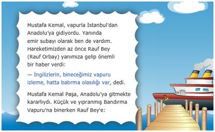 Mustafa Kemal'in Anadolu Yolculuğu
