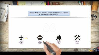 Şekil, Sembol ve İşaretlerin Anlamlarını Öğrenelim 3