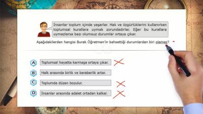Toplumsal Düzeni Sağlamada Kuralların Önemi 2
