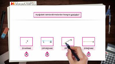 5 Sınıf Temel Geometrik Kavramlar Ve çizimler Matematik