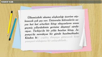 Paragraf Yazma