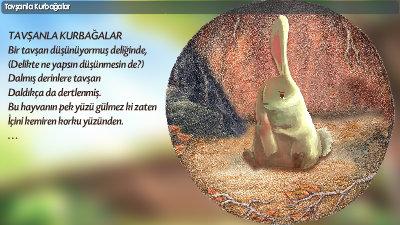 Tavşanla Kurbağalar