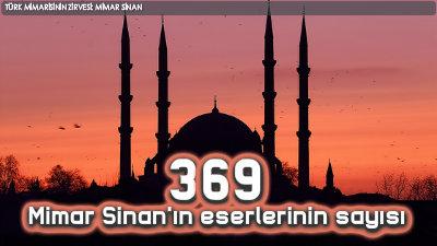 Türk Mimarisinin Zirvesi Mimar Sinan
