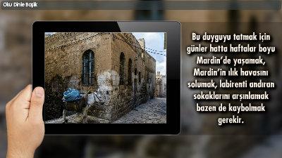 Hoşgörüler Diyarı Mardin