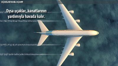 Uçaklar Nasıl Uçar