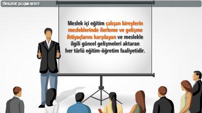 Türklerde Çalışma Hayatı