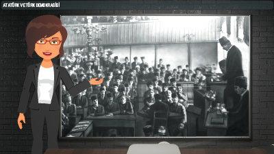 Atatürk ve Türk Demokrasisi