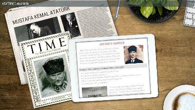 Atatürk'ü Anarken