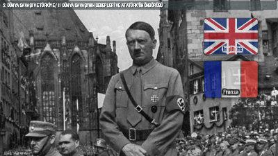 2. Dünya Savaşı'nın Sebepleri ve Atatürk'ün Öngörüsü