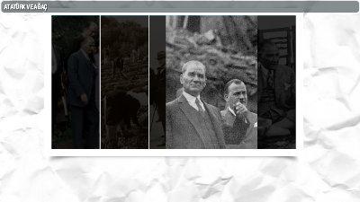 Atatürk ve Ağaç