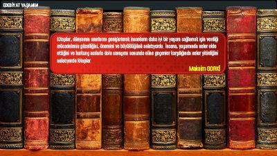 Edebiyat Yaşamım