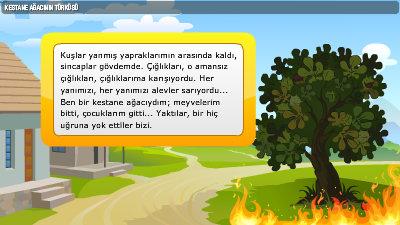 Kestane Ağacının Türküsü