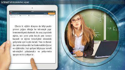 İnternet ve Bilginin Paylaşımı