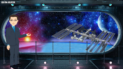 Uzayda Gelecek