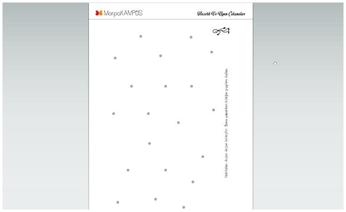 1 Sınıf Etkinlik Sayfaları Morpa Kampüs