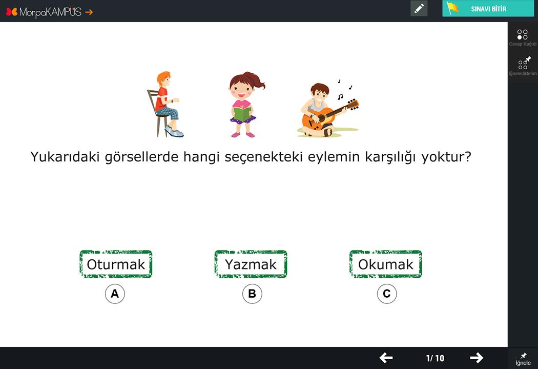 2. Sınıf Matematik Test Soruları