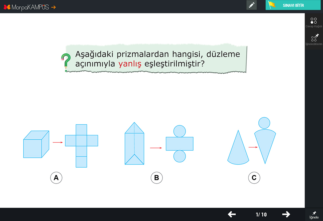 3. Sınıf İngilizce Soruları