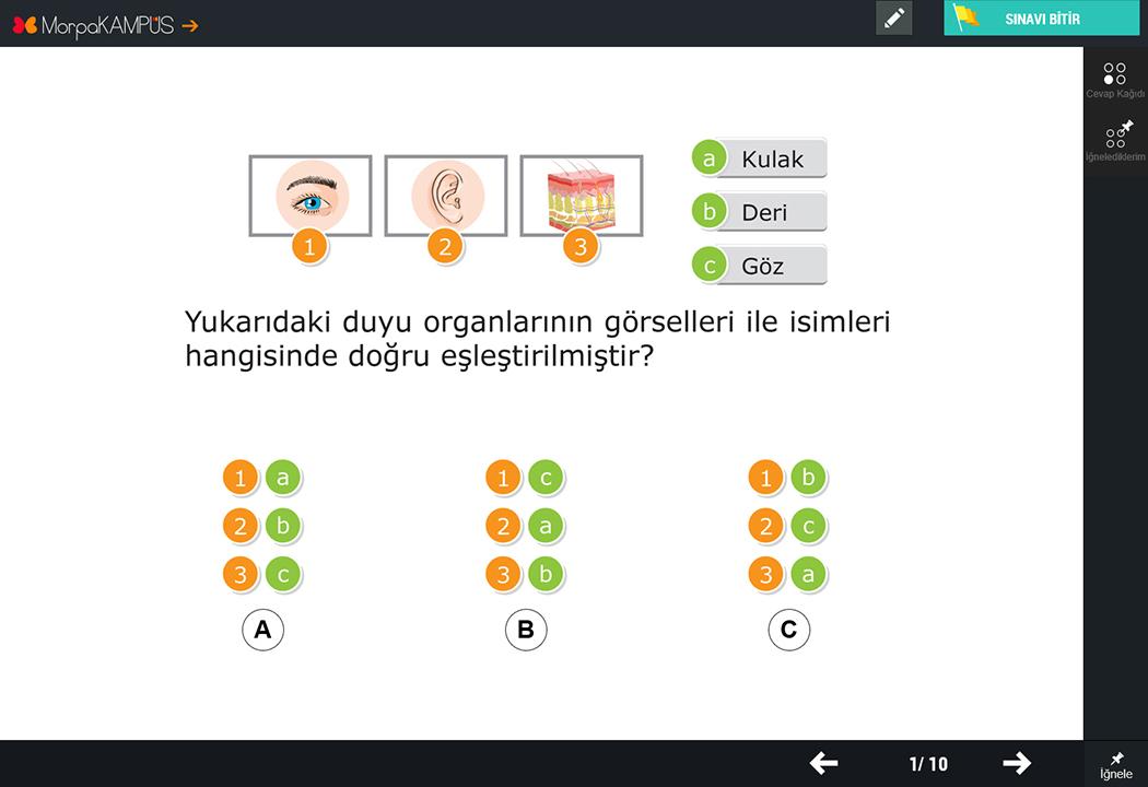 3. Sınıf Matematik Soruları