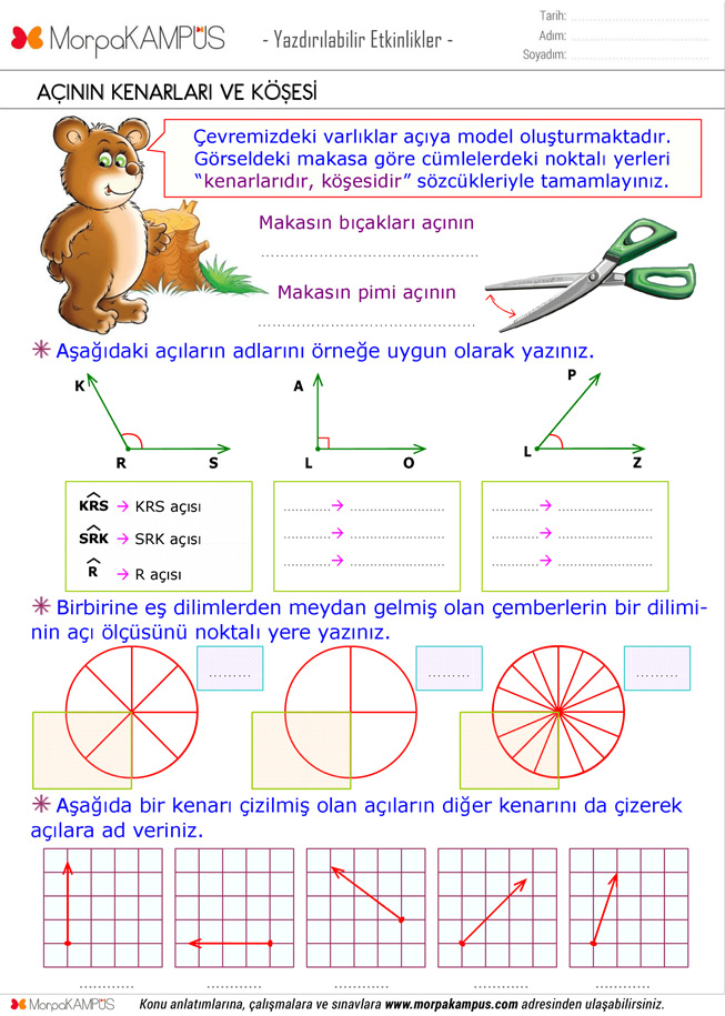 4. Sınıf Türkçe Ödevi