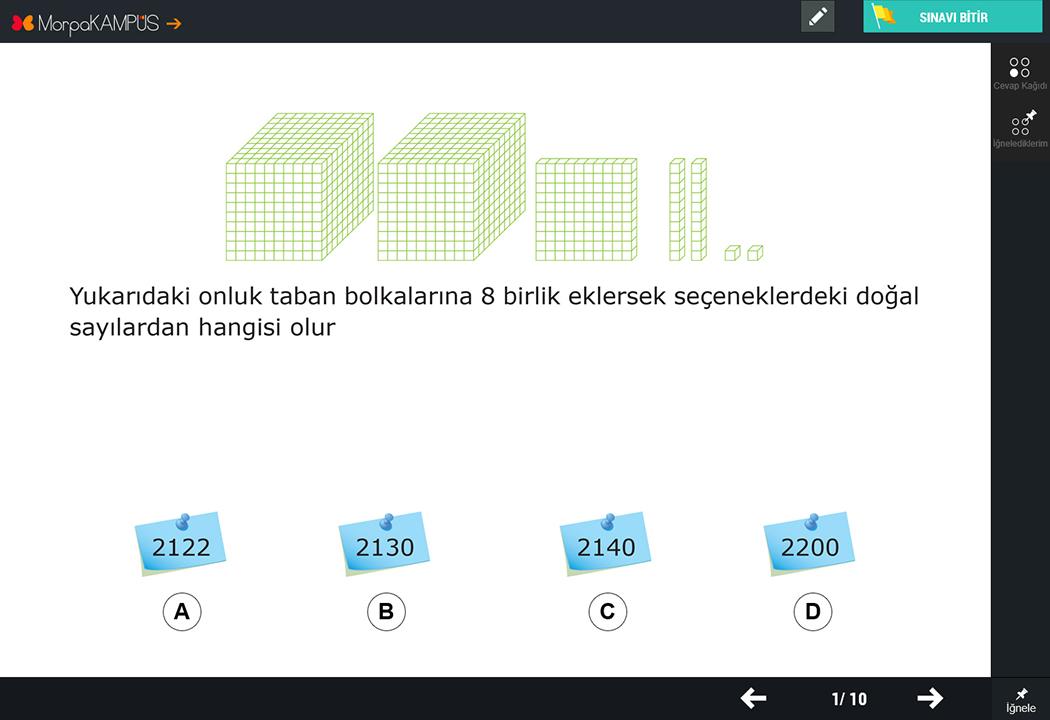 4. Sınıf İngilizce Soruları