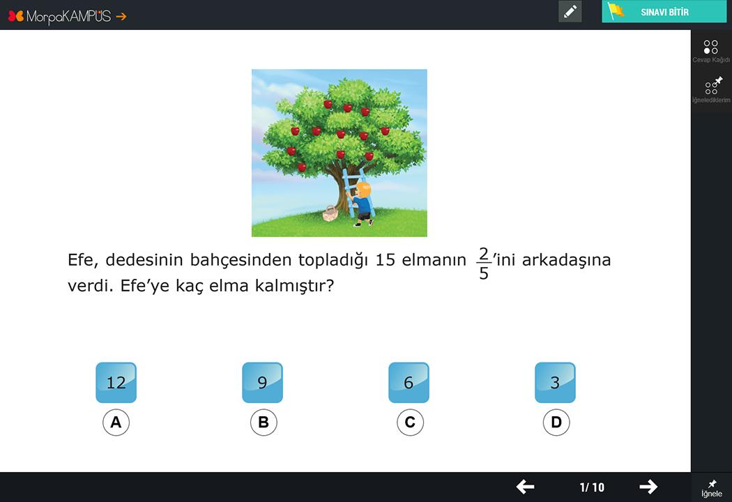 4. Sınıf Türkçe Testleri