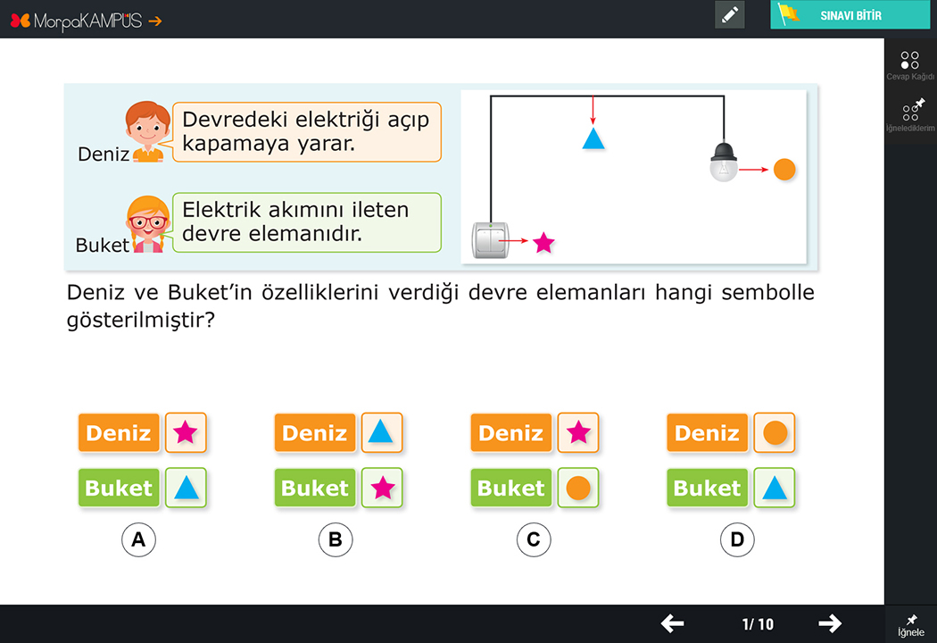 4. Sınıf Sosyal Bilgiler Testleri
