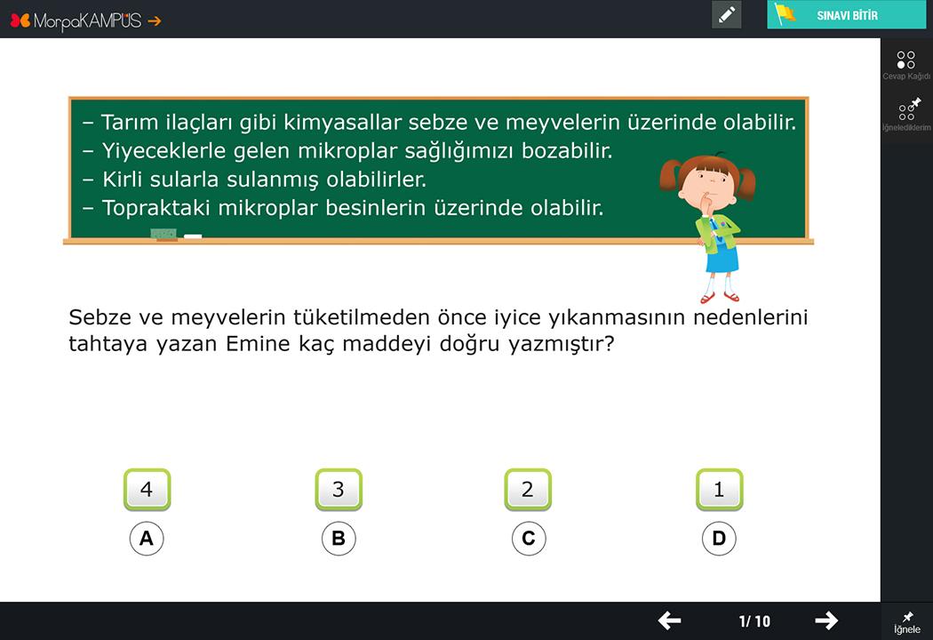 5. Sınıf Matematik Soruları