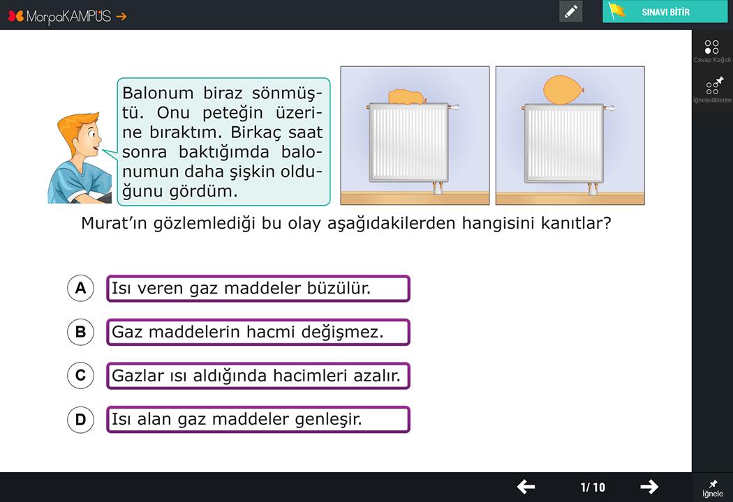5. Sınıf Sosyal Bilgiler Soru