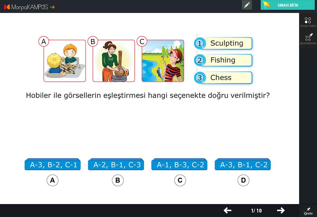 5. Sınıf Sosyal Bilgiler Test Sorusu