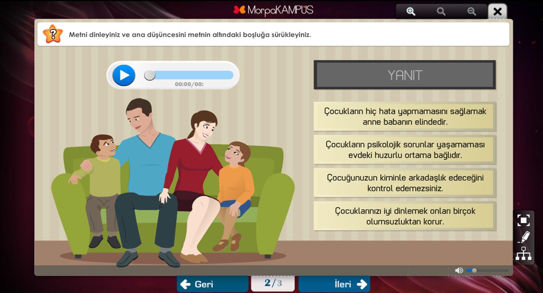 7. Sınıf Türkçe Çalışmaları