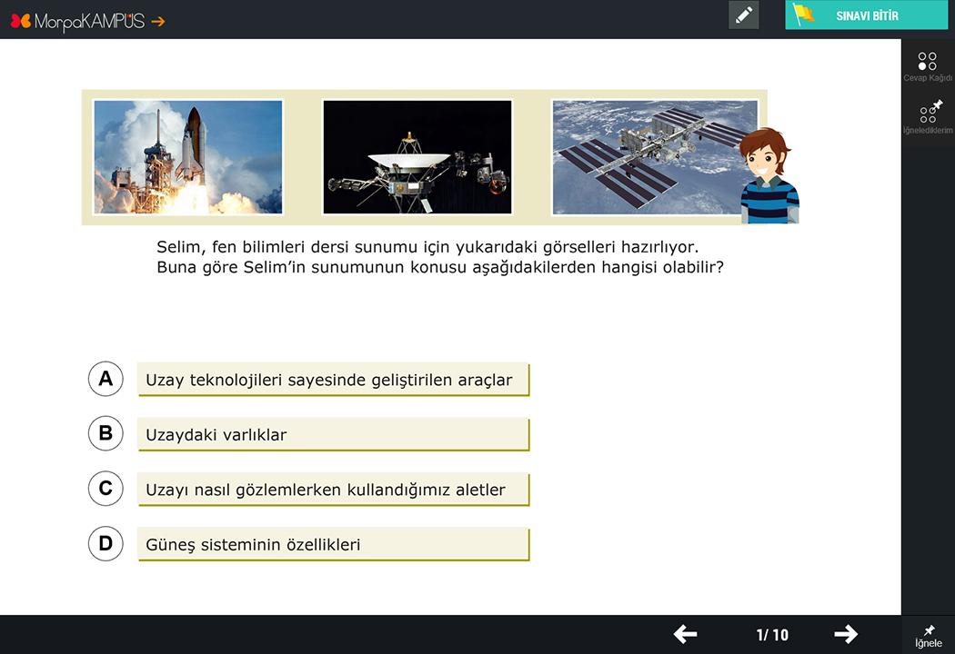 7. Sınıf Matematik Soruları