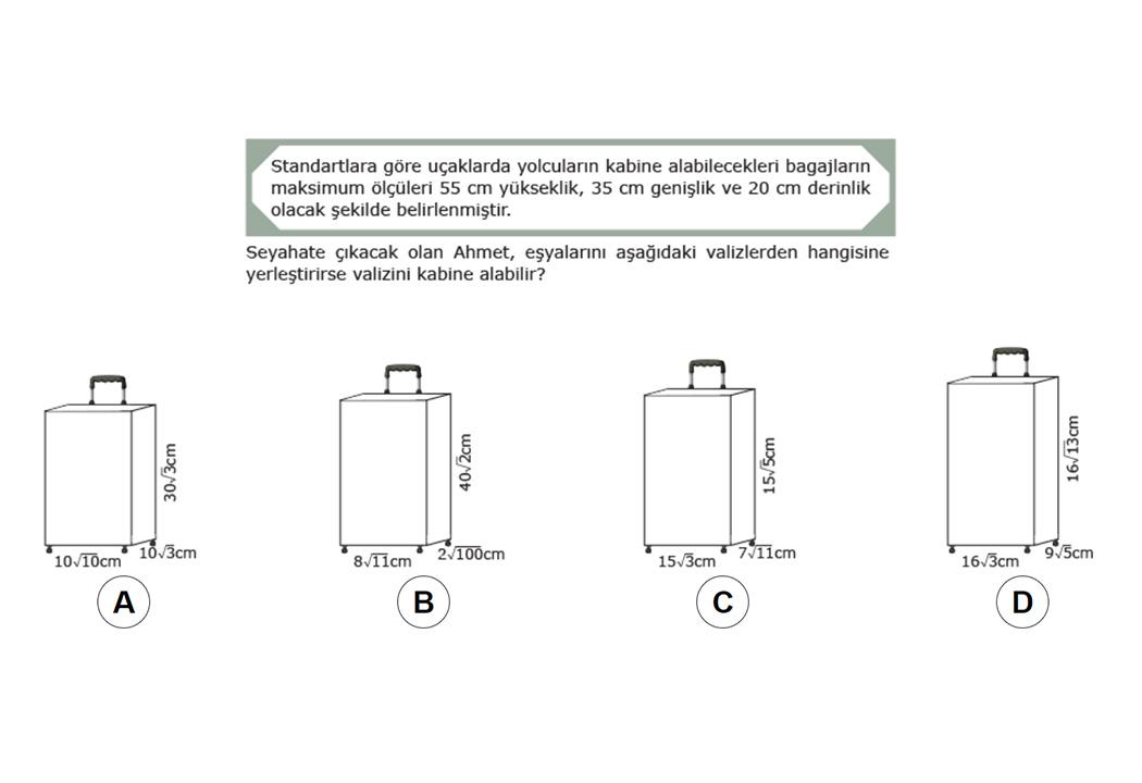 8. Sınıf TEOG TEOG Türkçe Test Soruları