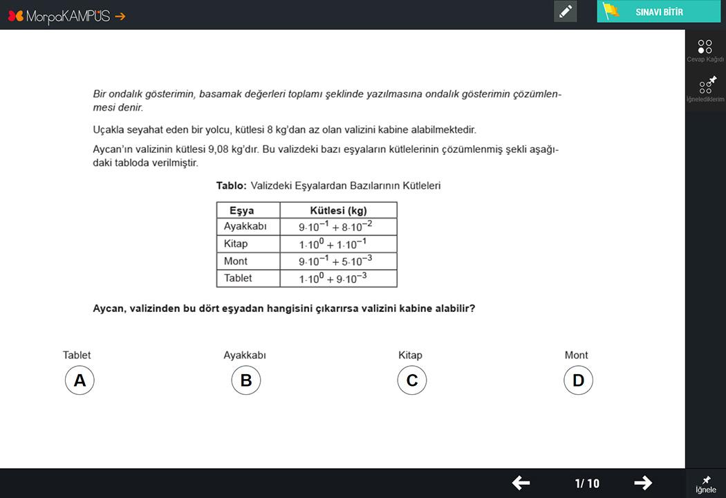 8. Sınıf TEOG Türkçe Testleri