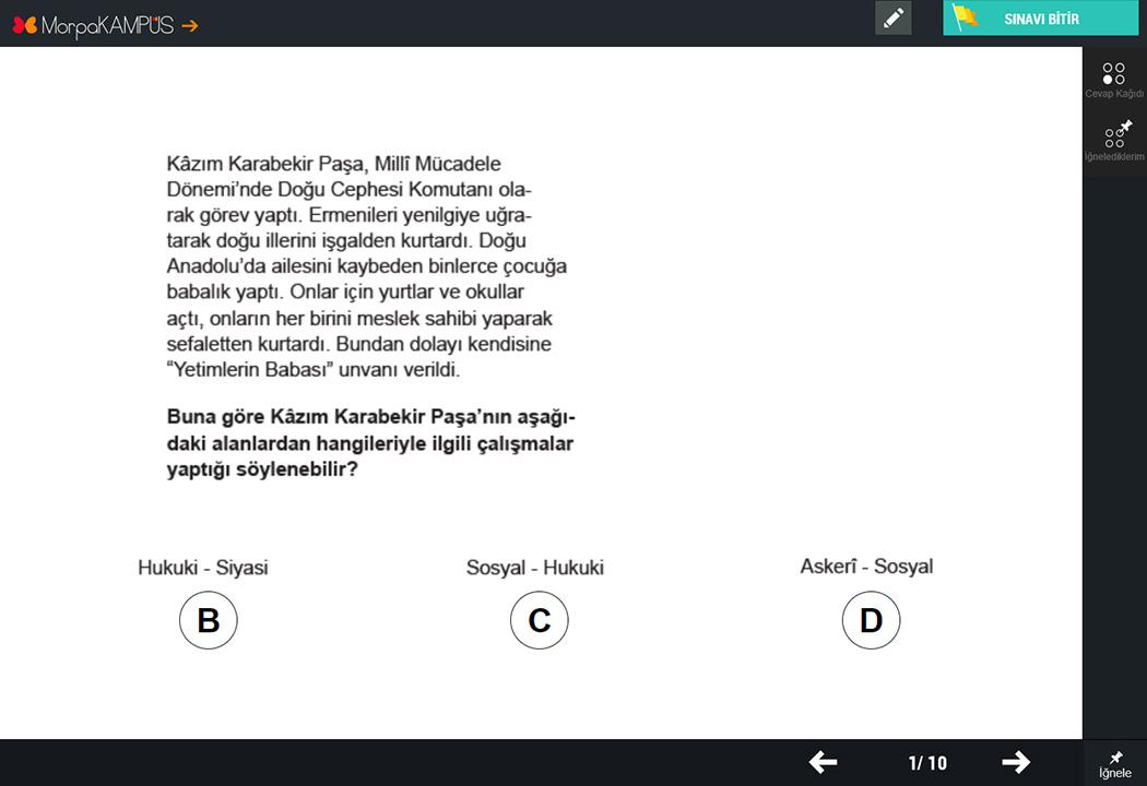 8. Sınıf TEOG İngilizce Testleri